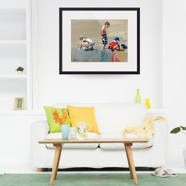 Beach House Art | Beach | Beach Decor | Art Print | Home Decor | Housewarming Gift | Wall Art | Wedding Gift | Bedroom Decor | Wall Decor |  sc 1 st  ClaireMcCallArt & Beach House Art | Beach | Beach Decor | Art Print | Home Decor ...