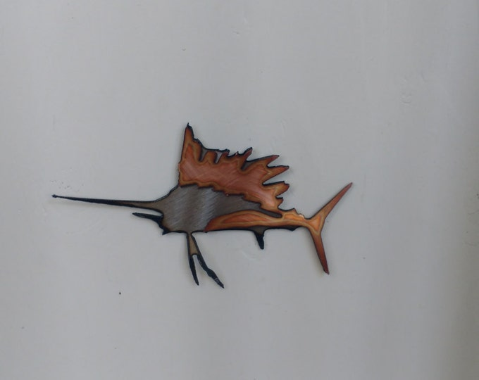 Sailfish Mini Sculpture
