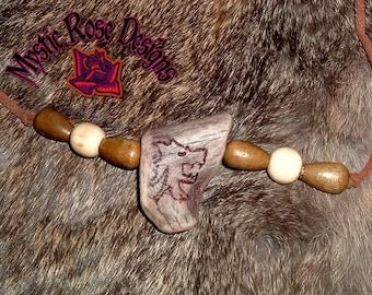 Gangrel Clan Necklace