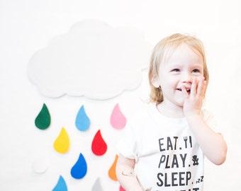 Mini Souls Baby Mantra T-Shirt/One-Piece