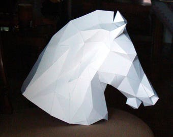 LOW POLY Horse Head Constantinoples'  Hippodrome
