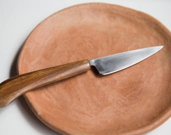 Small Carbon Steel Paring/cheese Knife