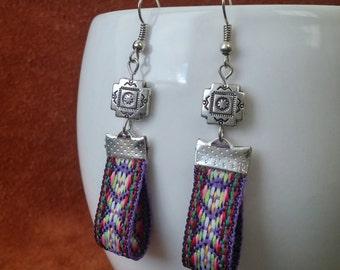 Willow // Southwestern Earrings // Boho Earrings // Bohemian // Hippie Earrings // Aztec // Boho Chic // Gypsy Earrings // Tribal Earrings