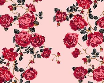 Anna Maria Horner - Floral Retrospective - Social Climber - Perfume 1/2 yard