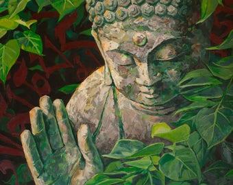 Buddha - Fine Art Mini Print