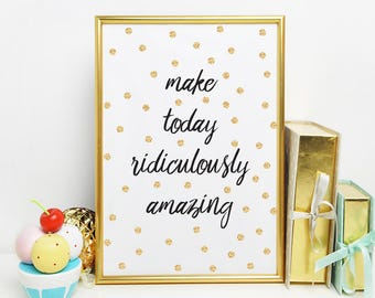 Motivational Poster, Inspiration Wall Art, Motivational Quote, Office Art, Quote Art, Inspirational Quote, Wall Decor, Typography Poster