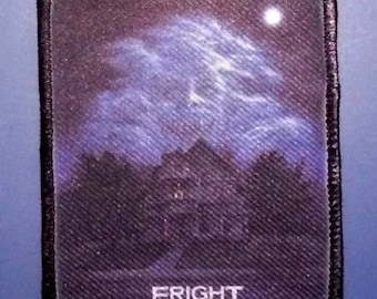 Fright Night - Full color PATCH - HORROR movie - vampires