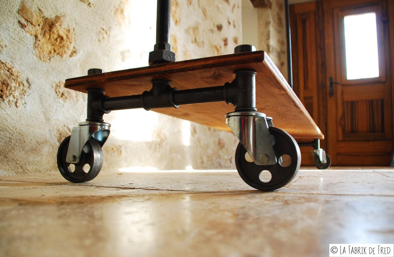 4 roulettes en acier pour portant industriel lot de 4. Black Bedroom Furniture Sets. Home Design Ideas