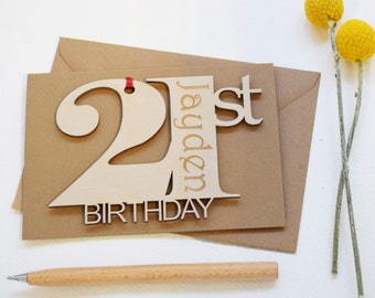 21st birthday wishes etsy 21st birthday card cards for 21st birthday personalised 21st birthday cards daughter 21st bookmarktalkfo Images