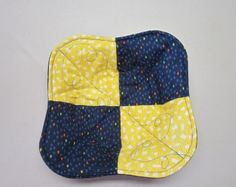 Microwave Bowl Cozy - Set of 2 Microwave Bowl Cozies - Bowl Cozy - Bowl Potholder