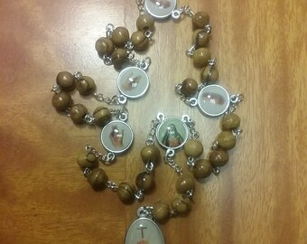 Chaplet of the Five Holy Wounds of Jesus