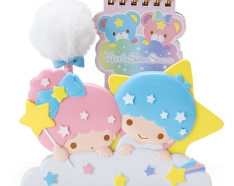 Little Twin Stars Memo Stand Stand Stationery Set kawaii SANRIO from Japan