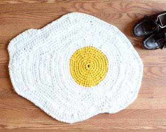 Handmade Egg Rugg - Made to Order