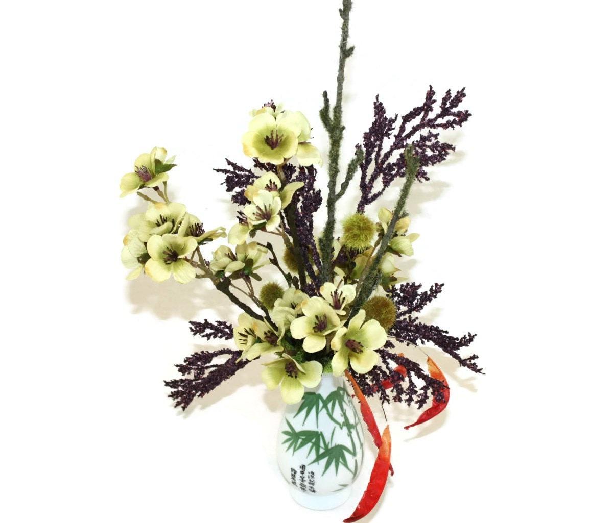 On sale stylish silk flower accent arrangement harmony in zoom mightylinksfo Gallery