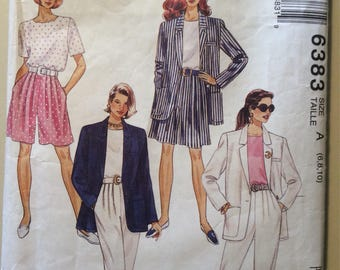 McCall's Pattern, ladies Patterns, Vintage McCall's, Woman's Fashions, Retro Patterns
