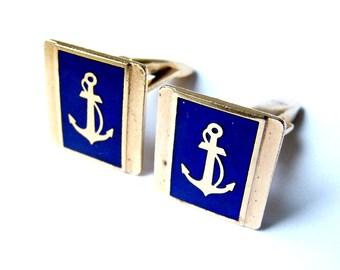 Yugoslav Navy Cufflinks