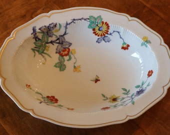 Haviland Limoges China Shalimar Floral Pattern