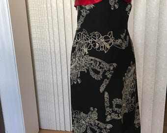 Vintage Speechless Dinner Dress Size 7