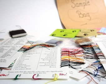 Your personal Sample Bag