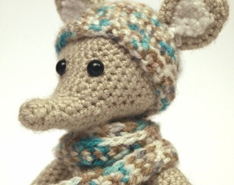 Nubbins - Amigurumi Crochet Pattern