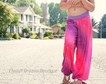 Kids Unisex Palauchos sizes Preemie through 14! Shorts, pants, princess pants, bubble shorts, board shorts, and pockets!