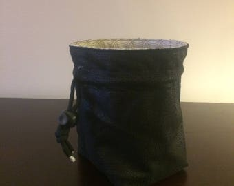 The One Ring Stand-up Dice Bag