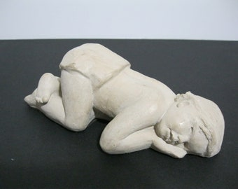 "Austin Sculpture ""Baby"", Dee Crowley Bright Eyes Collection, Sculptured Treasures Inc."