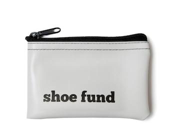 Shoe Fund Zip Tote