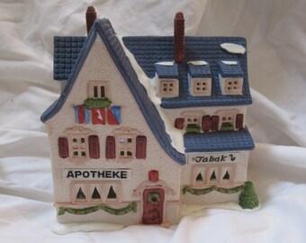 Dept 56 Alpine Village 1986 (pre-owned)
