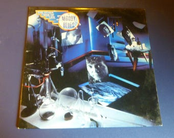 The Moody Blues The Other Side Of Life Vinyl Record LP 829 179-1-Y-1 Polydor Records 1985