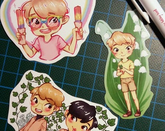 Got7 Youngjae stickers