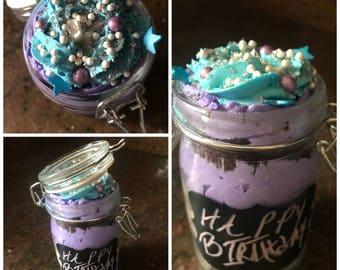4 Custom Cake In a Jar Cupcake In A Jar Cheesecake in a Jar