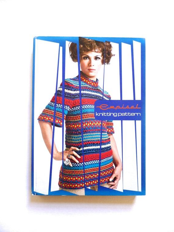 Empisal Knitting Pattern Book