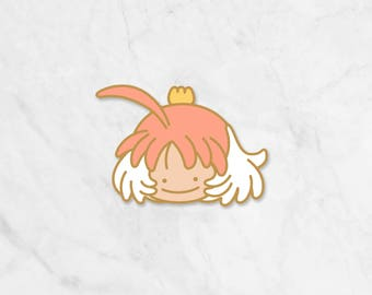 PREORDER Princess Tutu Ditto x Magical Girl Enamel Pin [Ahiru Duck Swan Lake White Swan Ballet Dance Mahou Shoujo]