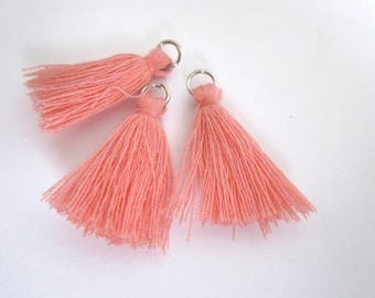Set of 3 tassels 2.5 CM