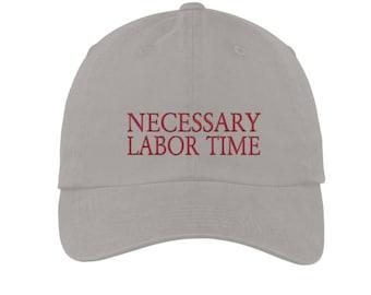 Necessary Labor Time