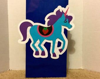 Cute Unicorn Goody Bag