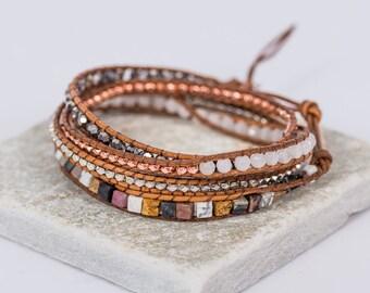 At Dusk Wrap Bracelet