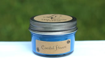 Coastal Haven Hanpoured Soy Candle