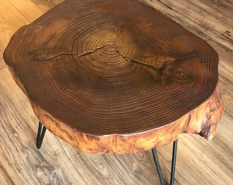 Ash Tree Coffee Table 17