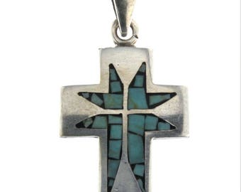 Sterling Silver Cross