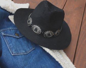 Concho Hatband/XS Concho Belt