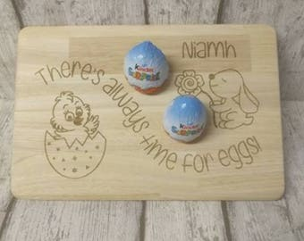Easter egg board etsy easter egg board easter gift easter present personalised easter gift negle Image collections