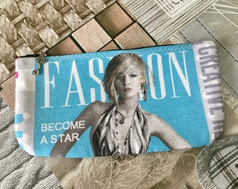 Small pouch.  Fashion