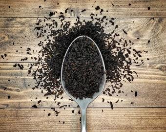 Earl Grey Tea - Classic Earl Grey blend of organic black tea from Sri Lanka and oil of bergamot