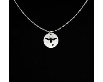 Hornet Necklace - Hornet Jewelry - Hornet Gift