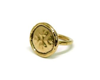 Medallion Ring