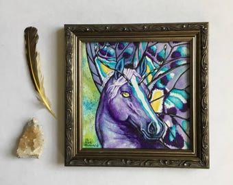 "Faery Horse ""Amethyst"""