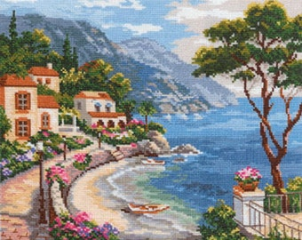 Cross stitch pattern PDF Paradise