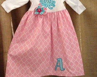 Baby Girl Octopus Dress